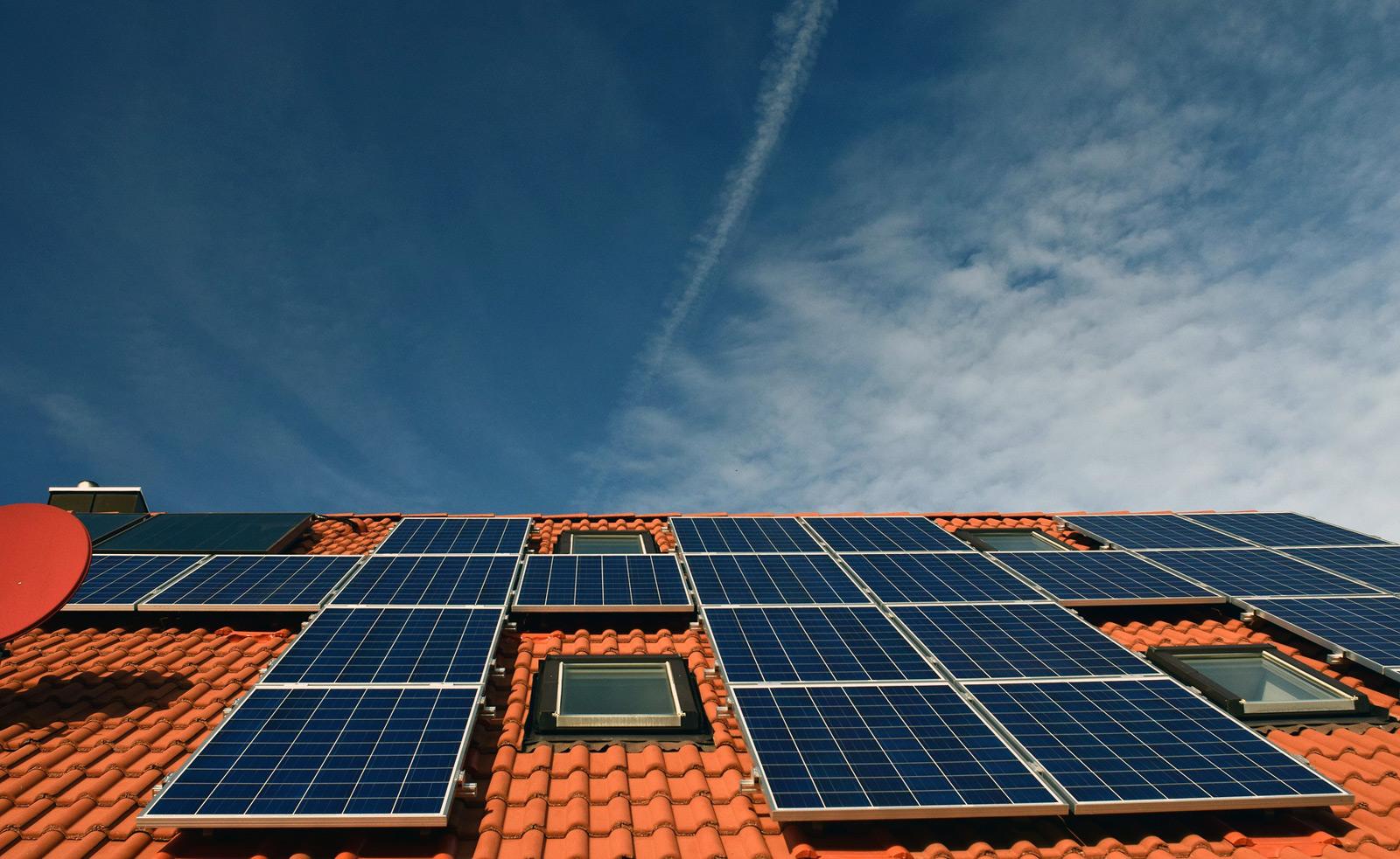 Solardach | Stromversorgung Seebruck eG